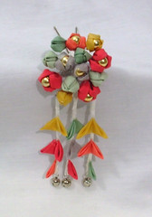 DSCF5751 (EruwaedhielElleth) Tags: flowers flower hair handmade fabric hana accessory tsumami kanzashi zaiku imlothmelui