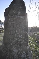 Roadside milestone, looking suspiciously like a re-used Roman Altar according to Raymond Hayes (petelovespurple) Tags: stone roman altar roadsign northyorkmoors milestone northyorkshire eskdale waymark castleton northyorkmoorsnationalpark westerdale