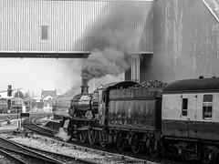 Image027.jpg (Bob Green 52) Tags: svr 7802 bradleymanor severnvalleywanderer 2007 march28th steam engine loco train steamtrain smoke station
