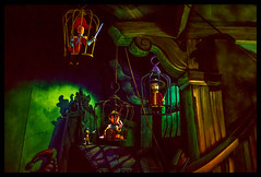 Disneyland (Michael Besant) Tags: pinocchiosdaringjourney disneyland california darkride
