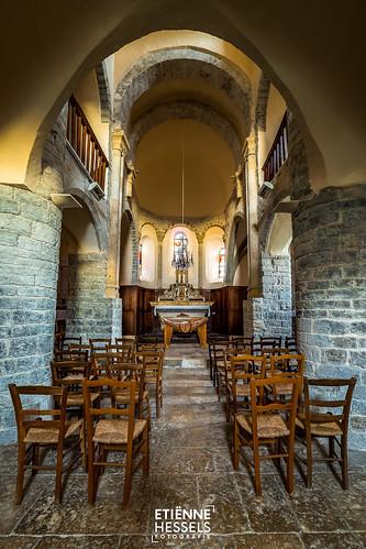 Église Saint-Sauveur de Liaucous