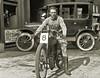 Fretwell on his Harlely Davidson wins the Trophy July 29, 1922 LOC06769u (SSAVE w/ over 6.5 MILLION views THX) Tags: races washingtondc 1922 july291922 arlingtonracetrack