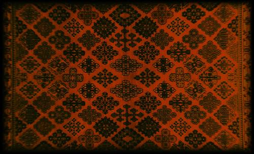 """Alfombras, espacios íntimos que simbolizan templos, árboles de la vida y el conocimiento, astros y paradisos. • <a style=""""font-size:0.8em;"""" href=""""http://www.flickr.com/photos/30735181@N00/31797801273/"""" target=""""_blank"""">View on Flickr</a>"""