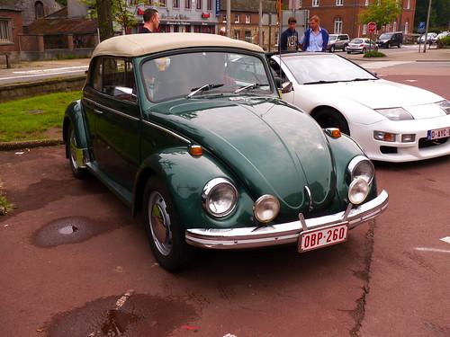 VW Coccinelle 1500 Cabrio