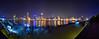 Shanghai - Bund Panorama (cnmark) Tags: china shanghai huangpu river bund lujiazui riverside promenade rickshaw famous night light stitched panorama panoramic nacht nachtaufnahme noche nuit notte noite 中国 上海 黄浦江 外滩 陆家嘴 滨江大道 ©allrightsreserved