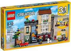 31065 Park Street Townhouse (The Brothers Brick) Tags: lego set review creator