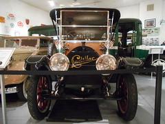 1912 Cadillac 5-Passenger Touring (splattergraphics) Tags: 1912 cadillac touring 5passengertouring museum aacamuseum antiqueautomobileclubofamerica hersheypa
