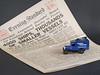 LDG-013-Evening-Standard-Paper (adrianz toyz) Tags: lledo days gone ford model a van dg13 newspaper evening standard ww2 wwii secondworldwar dday june 1944