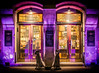 The Power of Color (PhotoChampions) Tags: restaurant cafe color colour farbe pink kitsch fassade architektur