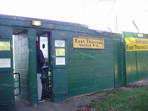 East Thurroc United FC
