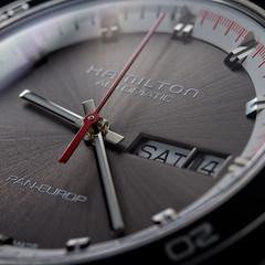 Hamilton Pan-Europ - dial close up (paflechien33) Tags: hamiltonpaneurop closeup nikon d800 sb900 sb700 sigma 50mmf14dghsm|a