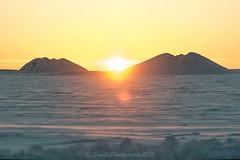 OCT_5465s (savillent) Tags: pingo tuktoyaktuk northwest territories canada arctic north tourism national landmark park winter landscape photography nikon saville sun light snow ice january 2017