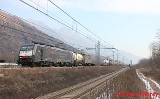 SBB Cargo ES 64 F4 - 091