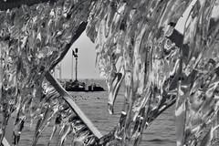 Fenêtre de Glace (Franck Baduel) Tags: léman arctique polaire glace tempète yvoire evian