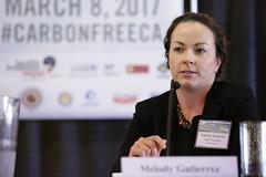 Melody Gutierrez, San Francisco Chronicle, #CARBONFREECA