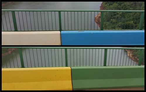 Ponte da Fraternidade - Puente de la Fraternidad - Tancredo Neves Bridge