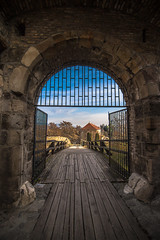 Esztergom (Vagelis Pikoulas) Tags: esztergom hungary travel photography landscape city castle old canon 6d tokina 1628mm november 2016 autumn full frame entrance door