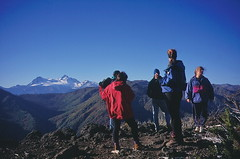 Vista a la Sierra Velluda (Mono Andes) Tags: andes chile chilecentral altobiobío regióndelbiobío callampina tito laura valentina eric sierravelluda mesetadealul