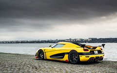 ML (Alex Penfold) Tags: koenigsegg agera rs ml yellow supercar super car cars autos 2017 geneva switzerland alex penfold