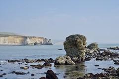 _DSF1031 (Martin P Perry) Tags: sea coast seaside bay freshwater freshwaterbay isleofwight westwight wight rock rocks