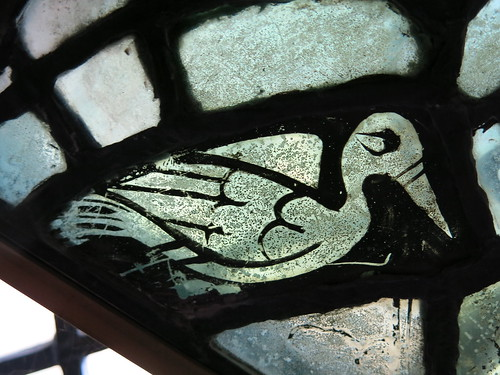 Stained glass - bird