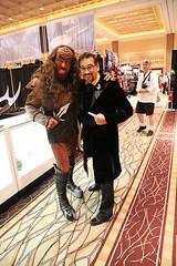 Klingon and Mario