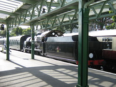 31806 (Mr Train) Tags: train transport trains steam swanage steamtrain 260 mogul maunsell steamlocomotive swanagerailway 31806 uclass