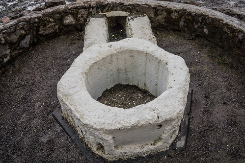 "A HOLY WELL IN A TIDAL ZONE ""ST. AUGUSTINE'S HOLLY WELL [LOUGH ATALIA ROAD IN GALWAY]REF-107239"