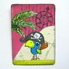Yo ho, Yo ho (steedjj) Tags: atc parrot pirate stampotique