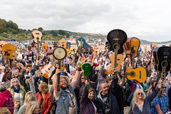 Guitars On The Beach 20150905-1562 (Rob Swain Photography) Tags: music beach unitedkingdom gig livemusic band dorset gb lymeregis liveevent gotb guitarsonthebeach