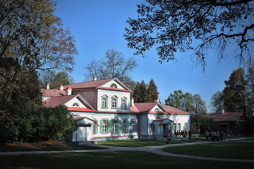 Музей-заповедник Абрамцево, XIX в. Подмосковье
