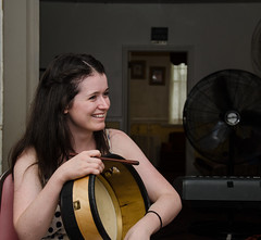 Bodhran workshop3