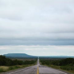I know I give you shots of the road all the time, but this view is too good. #TheWorldWalk #mexico #travel #twwphotos