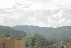 Day 277 ,There are places I remember, all my life though some have changed. (Somersaulting Giraffe) Tags: pakistan mountains rain clouds memories blessed afterrain thebeatles abbottabad inmylife ivelovedthemall
