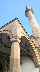 King's Mosque in Prishtina, Kosovo (Genti_B) Tags: old monument architecture europe samsung mosque medieval kosovo ottoman balkans islamic balkan pristina prishtina 2015 xhamia kosovoinunesco