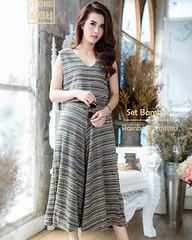 600฿#ส่งฟรีลงทะเบียนส่งemsเพิ่ม20บาทจ้า #สั่งซื้อไลน์ไอดีnoongninggeegyหรือคลิ้กลิ้งหน้าไอจีเลยจ้า PT107 - Rainbow Knitted Bamboo Pants Set PT107 - ชุดเซทกางเกงเเบมบูไหมพรมทอลายสายรุ้ง - ชุดเซทไหมพรมเนื้อดีทอสีรุ้งที่ดูไม่เลอะเทอะจนเกินไป แต่สลับเส้นสีได้