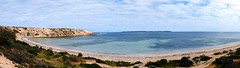 Elliston coastline, Waterloo Bay (Con_Pyro) Tags: australia outback southaustralia arid fuij eyrepeninsula gawlerranges xpro1 conpyro