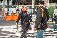 Oakland 2010 (Thomas Hawk) Tags: california usa oakland riot cops unitedstates unitedstatesofamerica protest police cop eastbay riots oaklandpd fav10 baglieri oaklandpolicedepartment oscargrant oaklandriots johannesmersehle oaklandca070810 oaklandriots2010 maurizziobaglieri