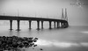 Dissolution of Eternity (rahul_2800) Tags: longexposure motion blur landscape seascapes maharashtra mumbai bandstand sealink sigma1020mm bandraworlisealink bandrafort hoyandx400 canon550d rahulkinikar sealinkmumbai viewofsealinkfrombandstand