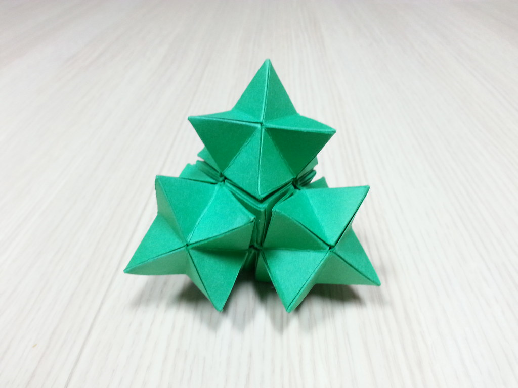 the worlds best photos of origami and tetrahedron