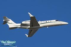 N157PB (PHLAIRLINE.COM) Tags: aviation flight 45 airline planes 1998 philly airlines phl spotting pne learjet bizjet westlakes generalaviation spotter philadelphiainternationalairport kphl n157pb kpne