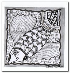 zendoodles3 (hermimini) Tags: art drawing dessin zen doodles journaling zentangles