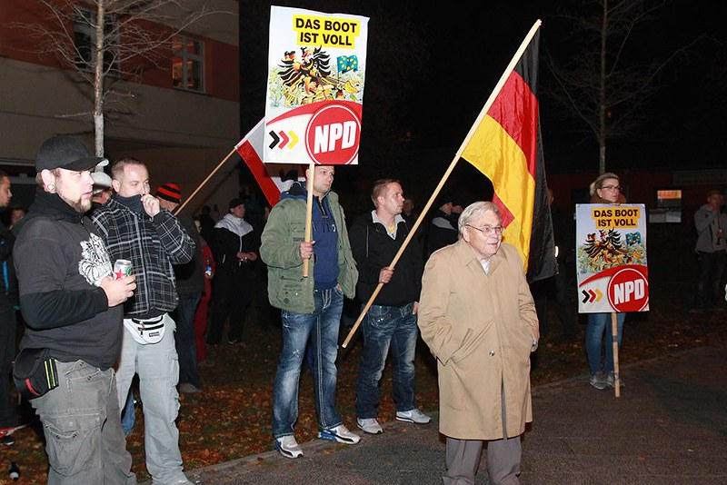 NPD-Demo Berlin 07