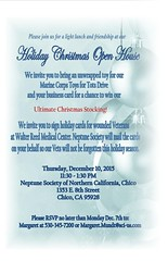 Neptune Society of Northern California, Chico - Holiday Open House