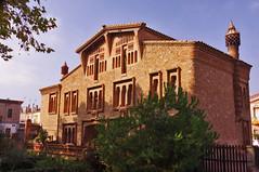 Colnia Gell (Santa Coloma de Cervell/Barcelone) (PierreG_09) Tags: barcelona espaa architecture spain catalunya espagne catalua barcelone modernisme espanya catalogne colniagell santacolomadecervell lordal calordal coloniegell francescberengueryjoanrubi
