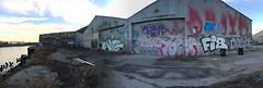 IMG_5474 (Hypurban) Tags: nyc newyork abandoned brooklyn graffiti head warehouse wax smells abandonedwarehouse brooklyngraffiti waxhead graffitiyard cash4