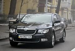 AA0827AA (Vetal_888) Tags: superb ukraine kyiv aa licenseplates skoda україна київ номернізнаки aa0aa aa0827aa