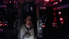 Oskoui & Oskoui, Inc. GIF (messiole) Tags: star back jump fisher wars carrie wtf scared screaming omg leia shocked ifttt giphy gifscapade