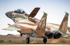 GoPro selfie stick anyone...?  Nir Ben-Yosef (xnir) (xnir) Tags:  israel force anyone air stick raam nir selfie f15 iaf israelairforce benyosef gopro f15i xnir