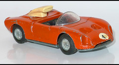 ALFA ROMEO 33 (2867) MERCURY L1090617 (baffalie) Tags: auto old classic car vintage toys miniature voiture retro coche jouet ancienne diecast jeux classicas